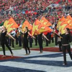 Bowl  Game Color Guard